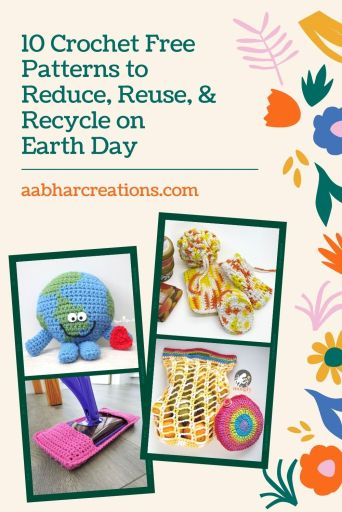 earth day pattern roundup aabharcreations