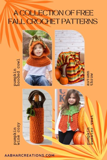 Fall Crochet Patterns roundup aabharcreations