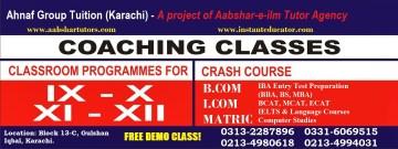 Karachi Tutor Academy 0313-2287896 Teacher Academy in Karachi for