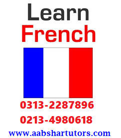 Category: French tutor in Pakistan | Home Tutor Academy