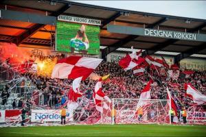 Viborg away