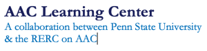 AAC Learning Center logo