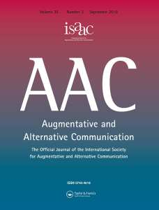 Cover of AAC Journal