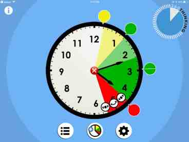 Image of 360 Thinking time management app