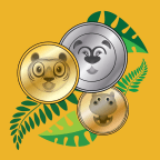 Icon for Jungle Coins app