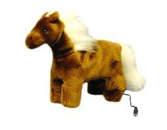 Image of switch-adapted horse toy