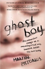 Image of Ghost Boy book cover