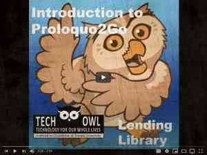 Introductory Proloquo2Go app video