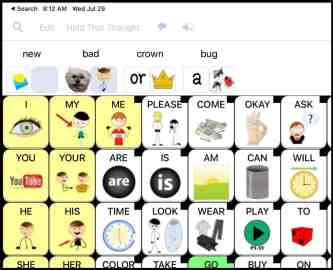 AAC Message: New Bad Crown Bug