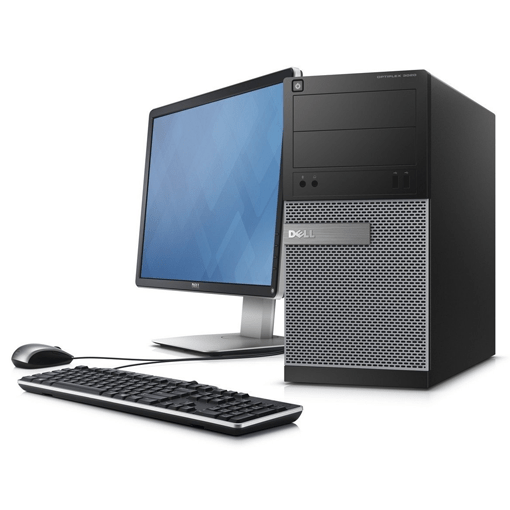 Super Dell Optiplex 7010 i5 Desktop PC | A&A Computers PT-28