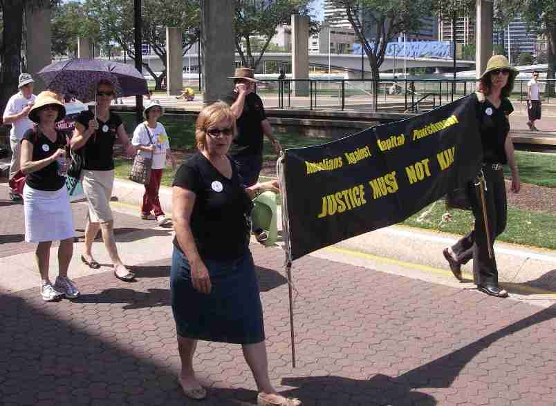 AACP at the Human Rights Torch Relay in Brisbane