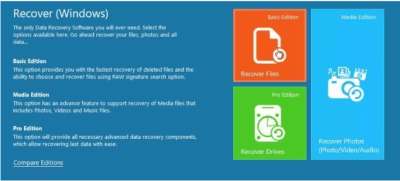 Remo Recover Key
