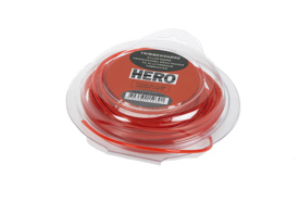 HERO Trimmersnøre 3,0 mm - 15 mtr.