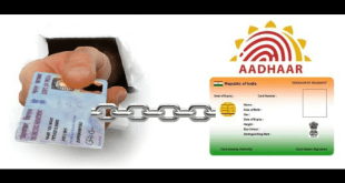 link aadhar card to Pan card