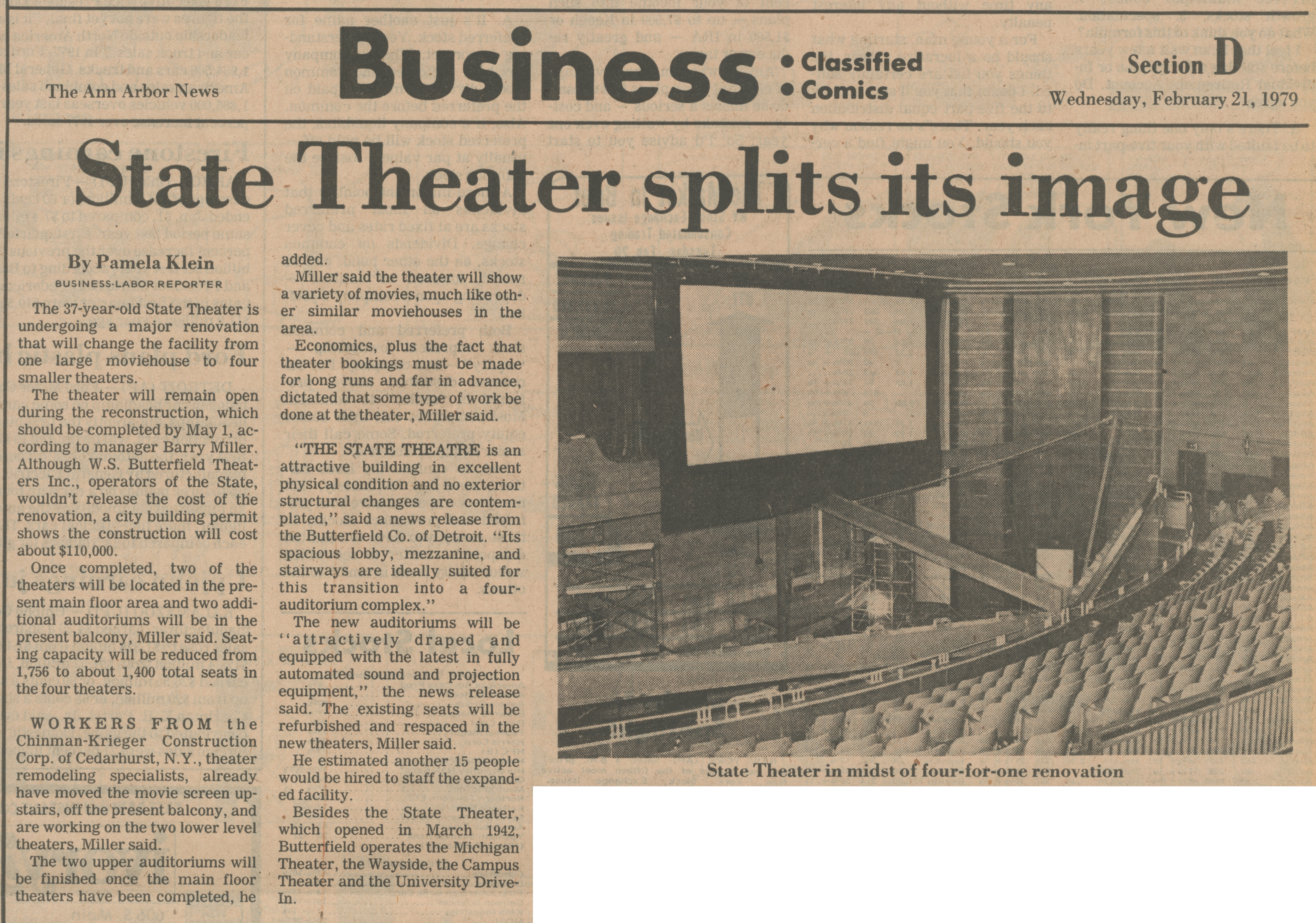 state theater splits its