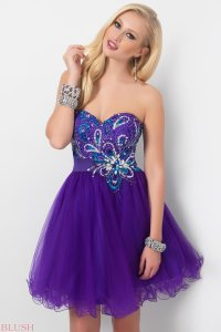 Look Attractive And Elagant In Homecoming Dresses 2012 ...