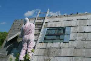 Asbestos Roofing Remediation