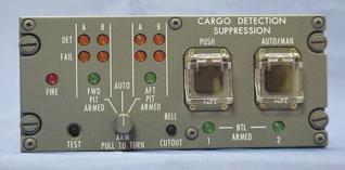 Cockpit Control Panel Assembly