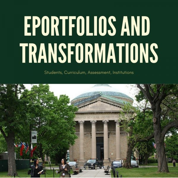 ePortfolios and Transformations