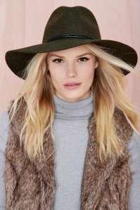 NastyGal - Panama Hat