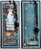 Chillin' Bookmark