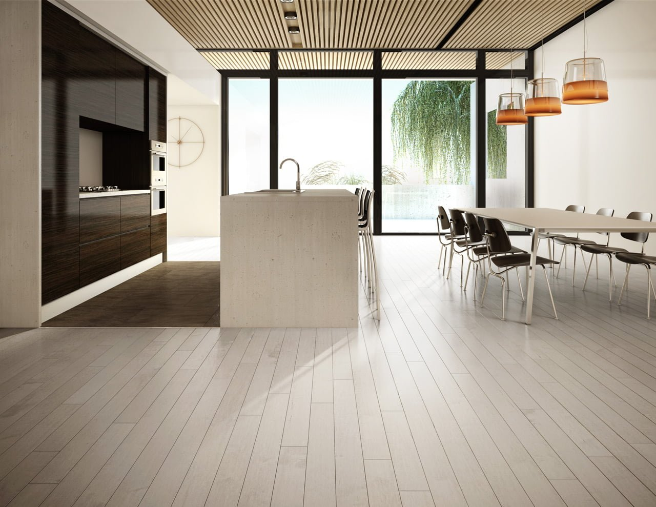 Preverco Hard Maple Distinction Sky  AA Floors Toronto