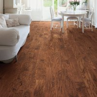 Kraus Flooring Halton Hickory Collection Chestnut Hickory ...