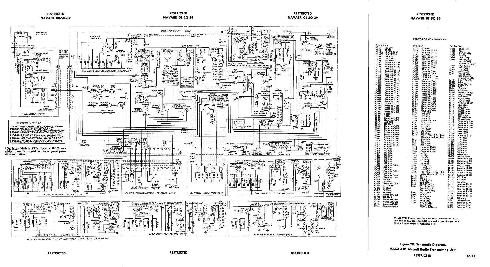 hight resolution of navy atd schematic