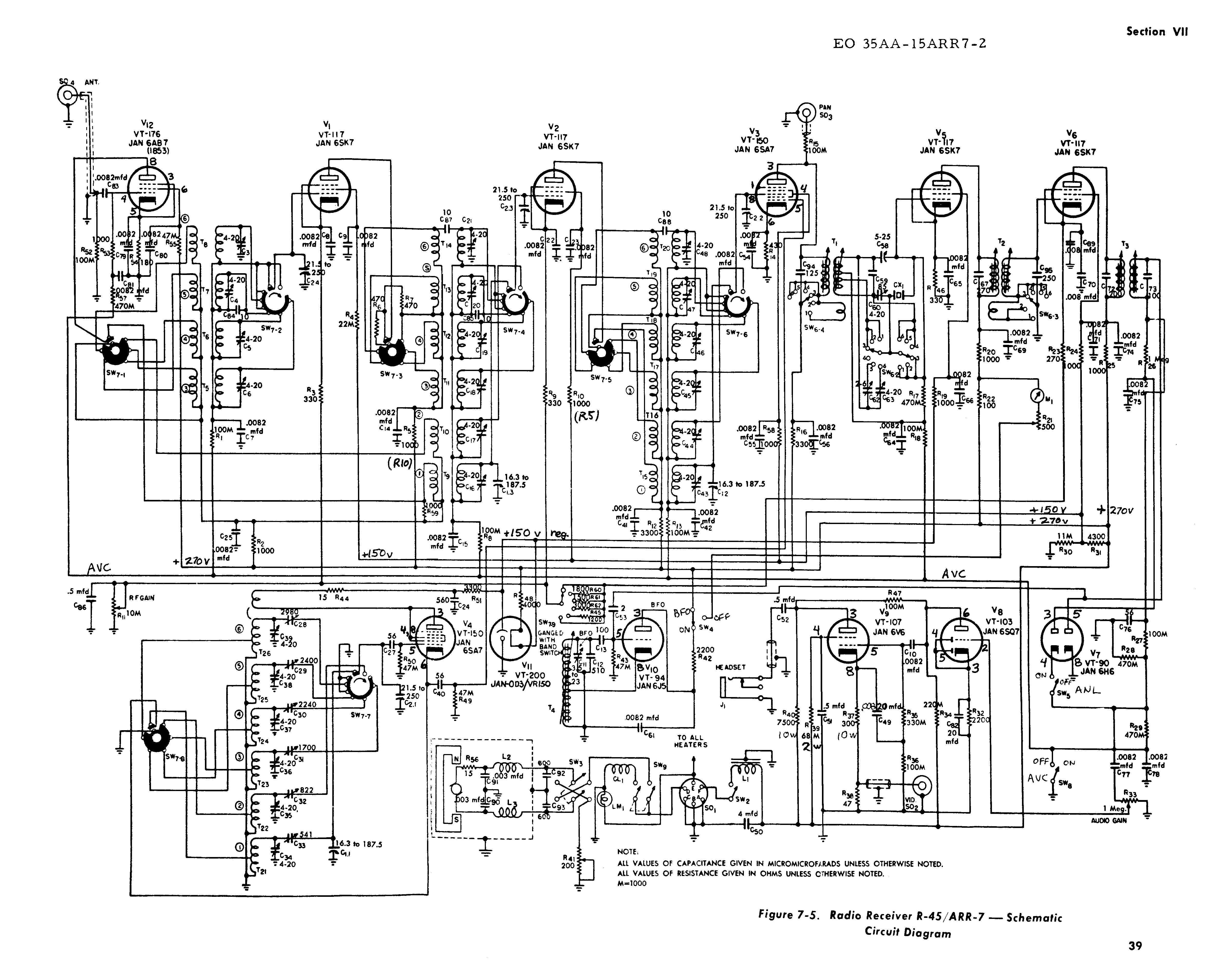 R 45_ARR 7_schematic 9600 lbm wiring diagram pinout diagrams \u2022 wiring diagram database Basic Electrical Wiring Diagrams at fashall.co