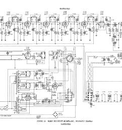 wwii radio documents aircraft radio circuit diagram [ 5100 x 3284 Pixel ]