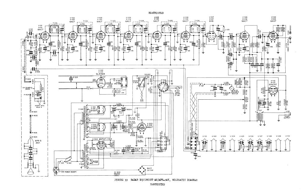 medium resolution of wwii radio documents aircraft radio circuit diagram