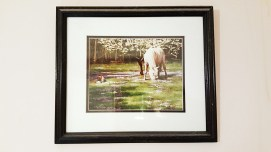 I got this years ago as a gift and I adore it. It captures my awe of horses beautifully.