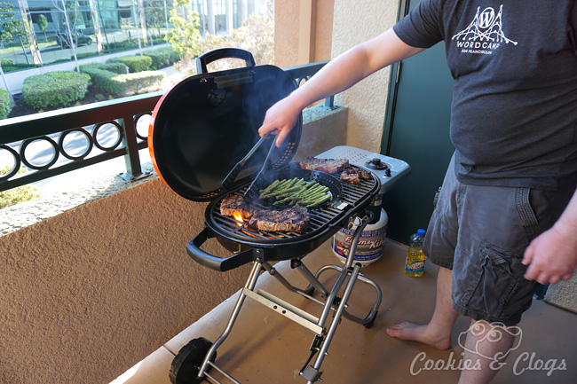 Grill When Ing An Apartment