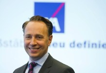 Buberl Thomas CEO AXA