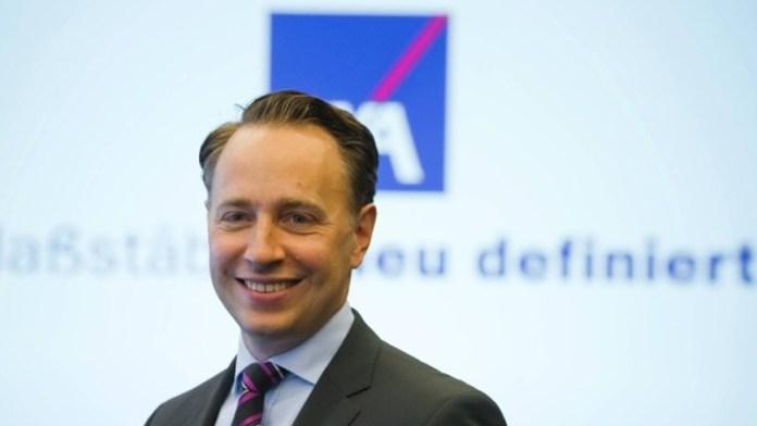 Buberl Thomas CEO AXA