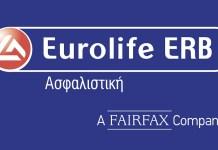 Eurolife Fairfax λογότυπο μπλε