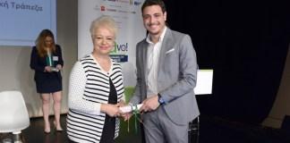 Ευρωπαϊκή Πίστη Bravo Sustainability Awards 2017