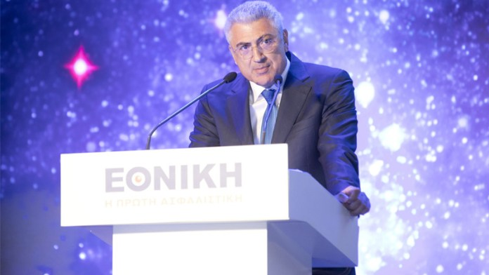 Κωνσταντάς Σταύρος Συνέδριο Εθνική Ασφαλιστική 2017