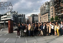 Mega Brokers ταξίδι Oslo