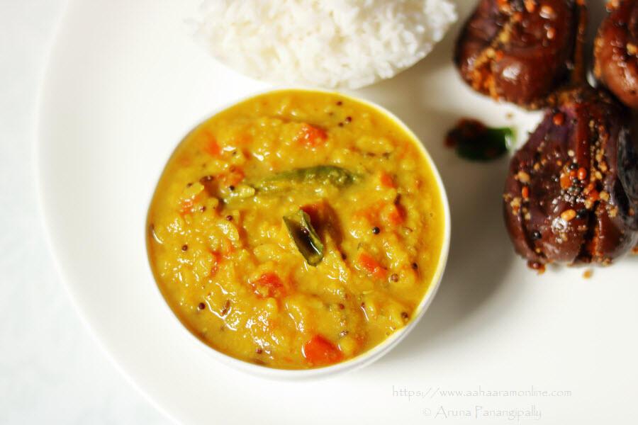 Andhra Tomato Pappu