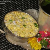 Vada Pappu or Kosambari - Rama Navami Naivedyam