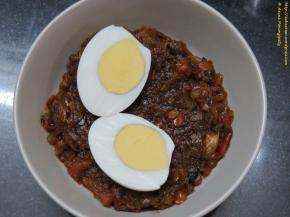 Kerala Egg Roast or Kerala Egg Curry