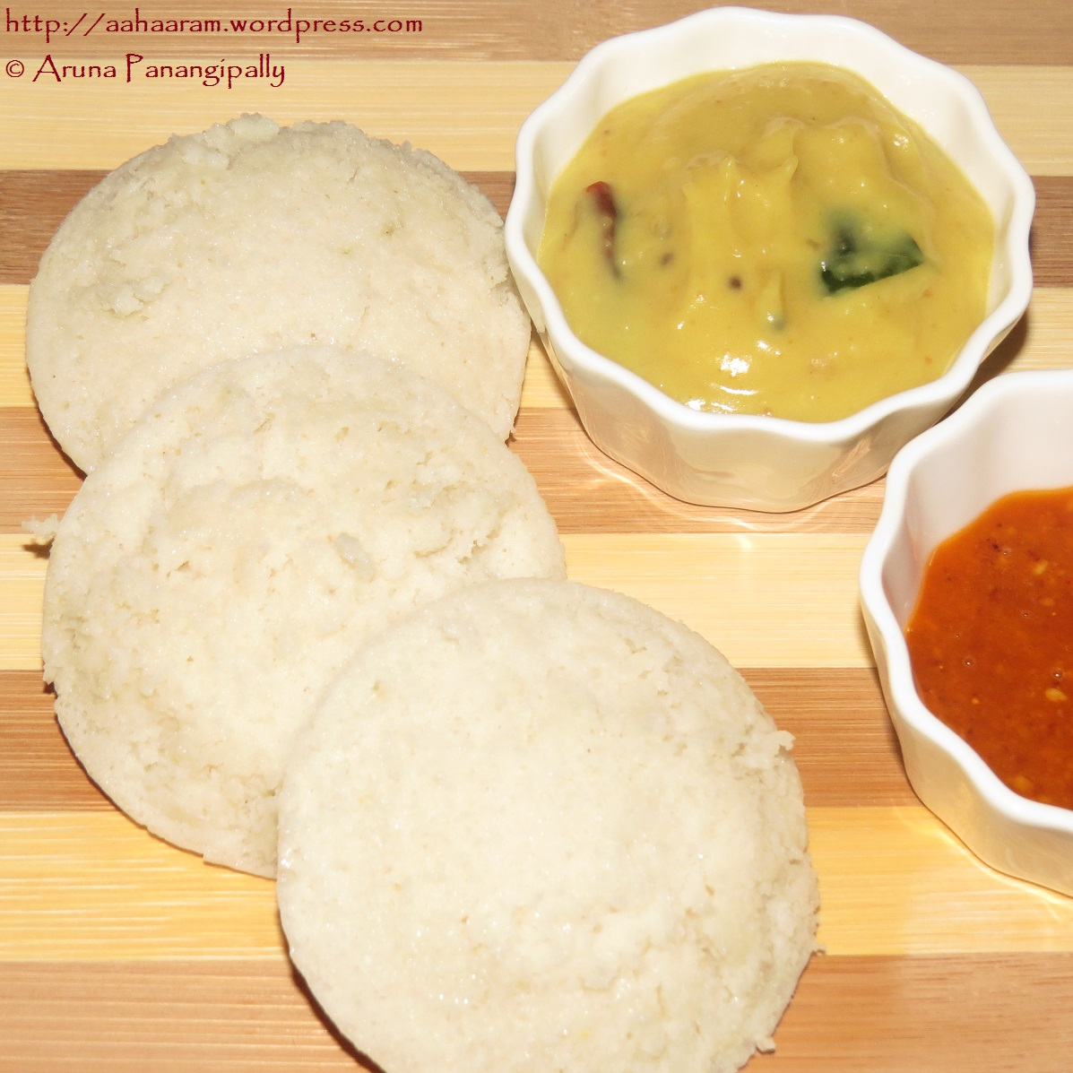 Super Soft White Idlis