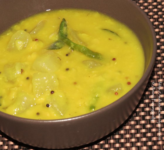 Dosakaya Pappu