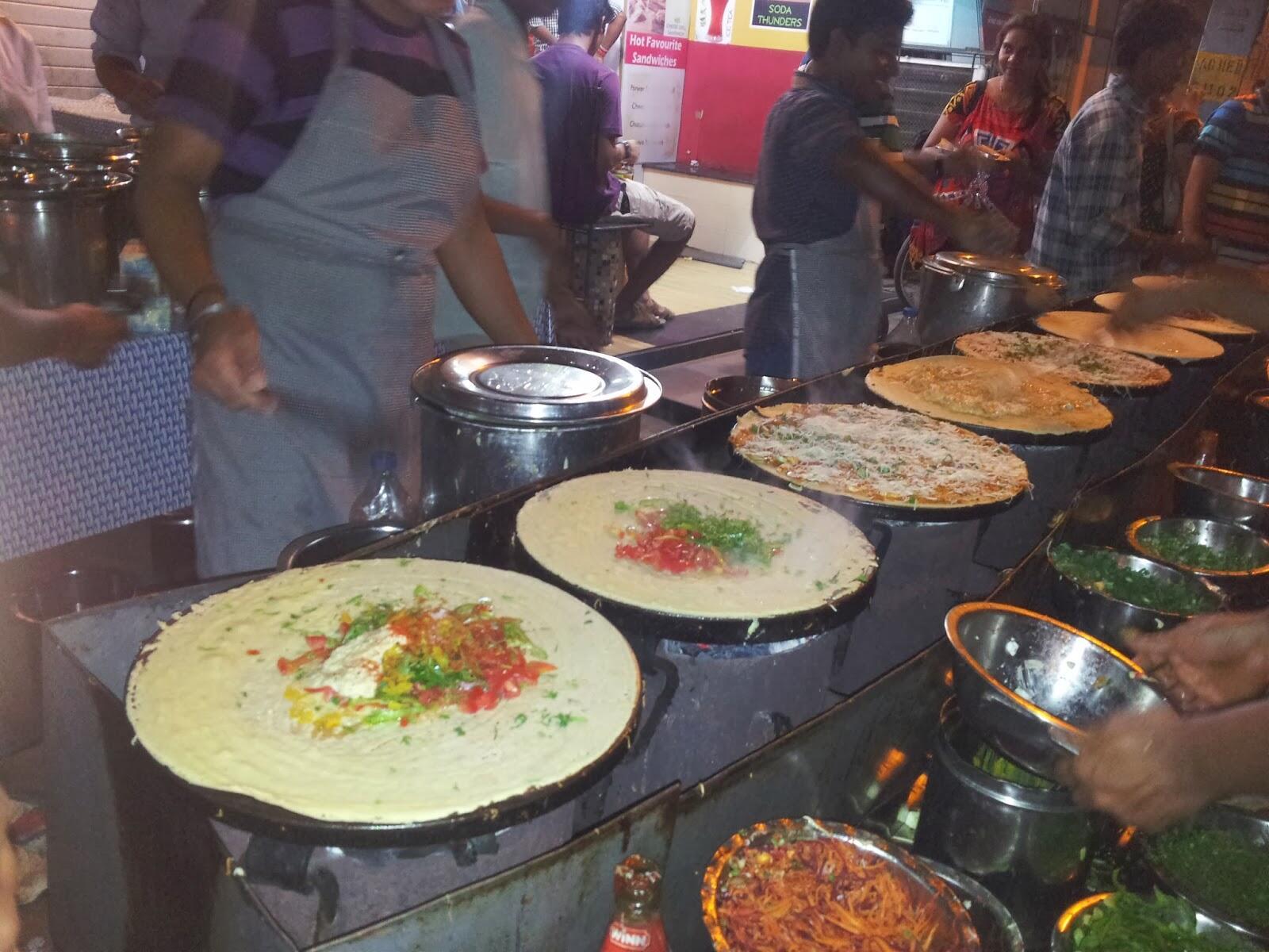 Dosa Indian Restaurants Nyc