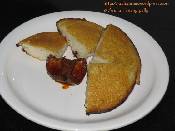 Dibba Roti or Minapa Rotti