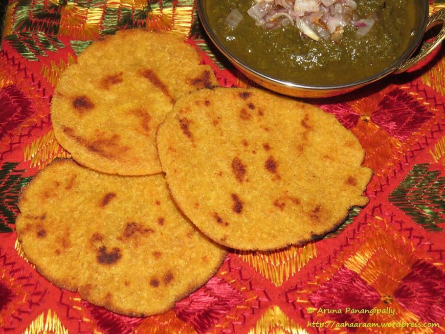 Makki di Roti - A Punjabi Special