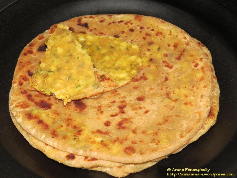 Phool Gobi ke Paranthe | Cauliflower Paratha