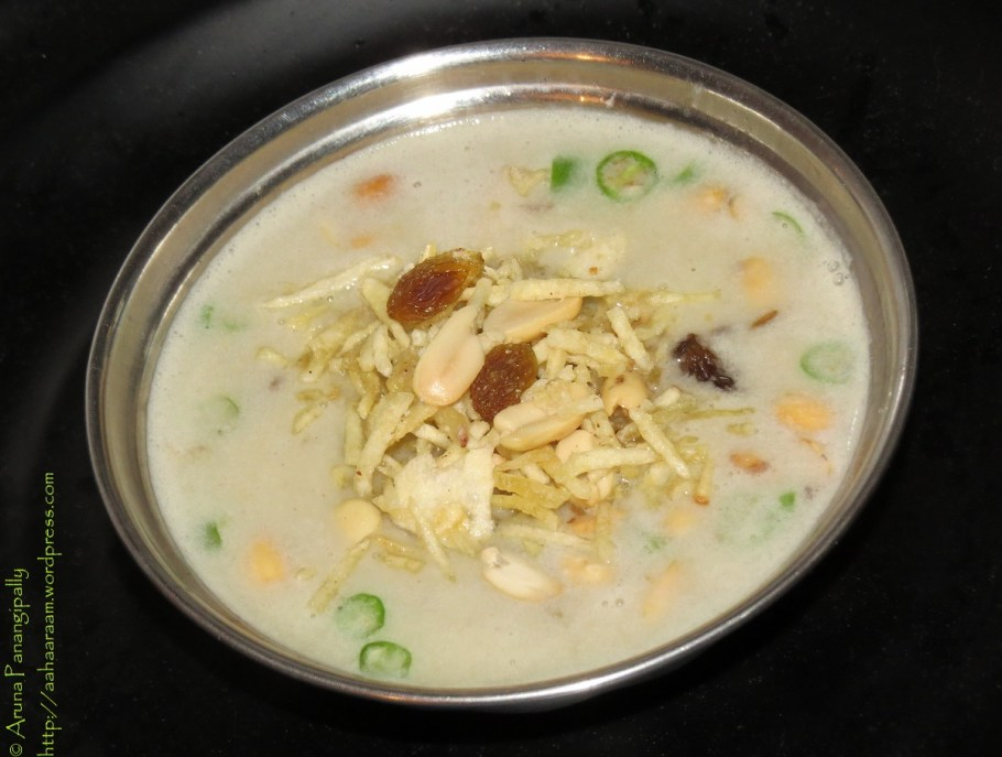 Farali Misal - Vrat ka Khana - Fasting Recipes - 1