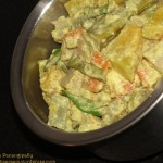 Avial | Aviyal - Mixed Vegetable Stew from Kerala